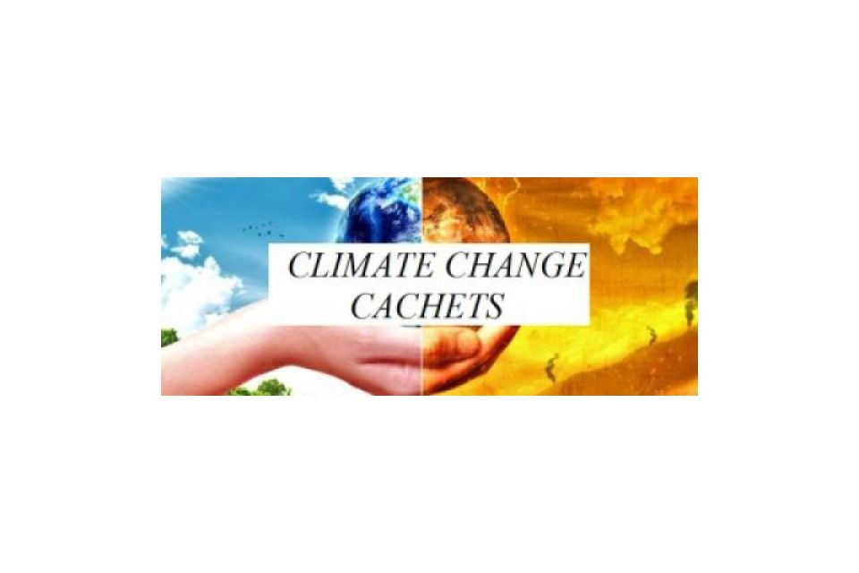 No thumbnail image for Climate Change Cachets