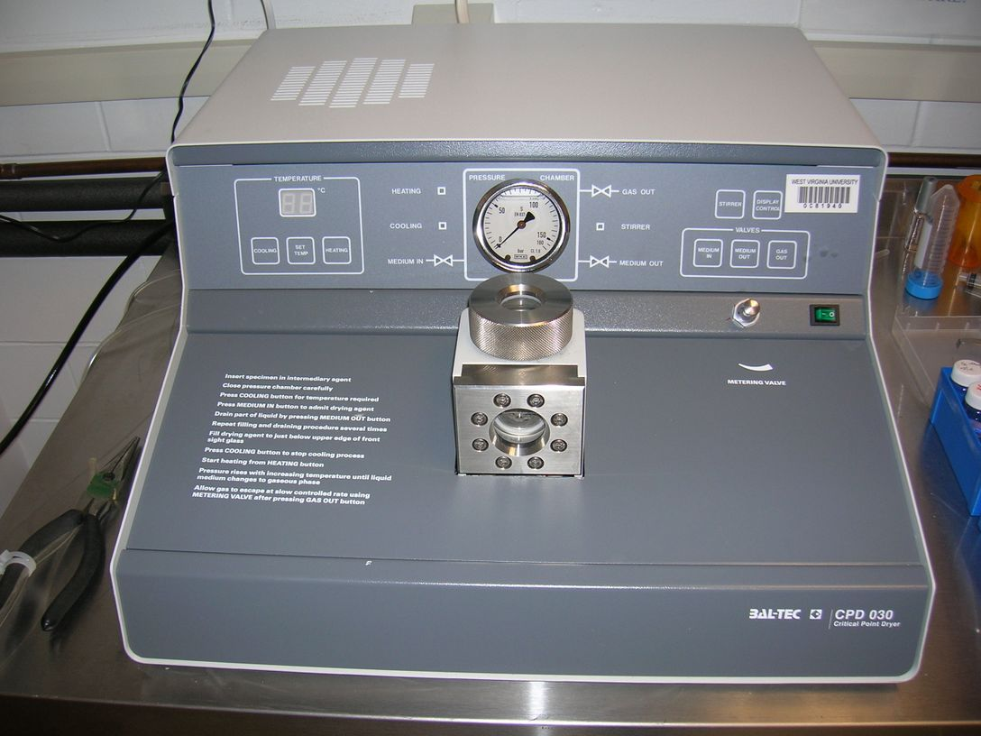BAL-TEC Critical Point Dryer Image