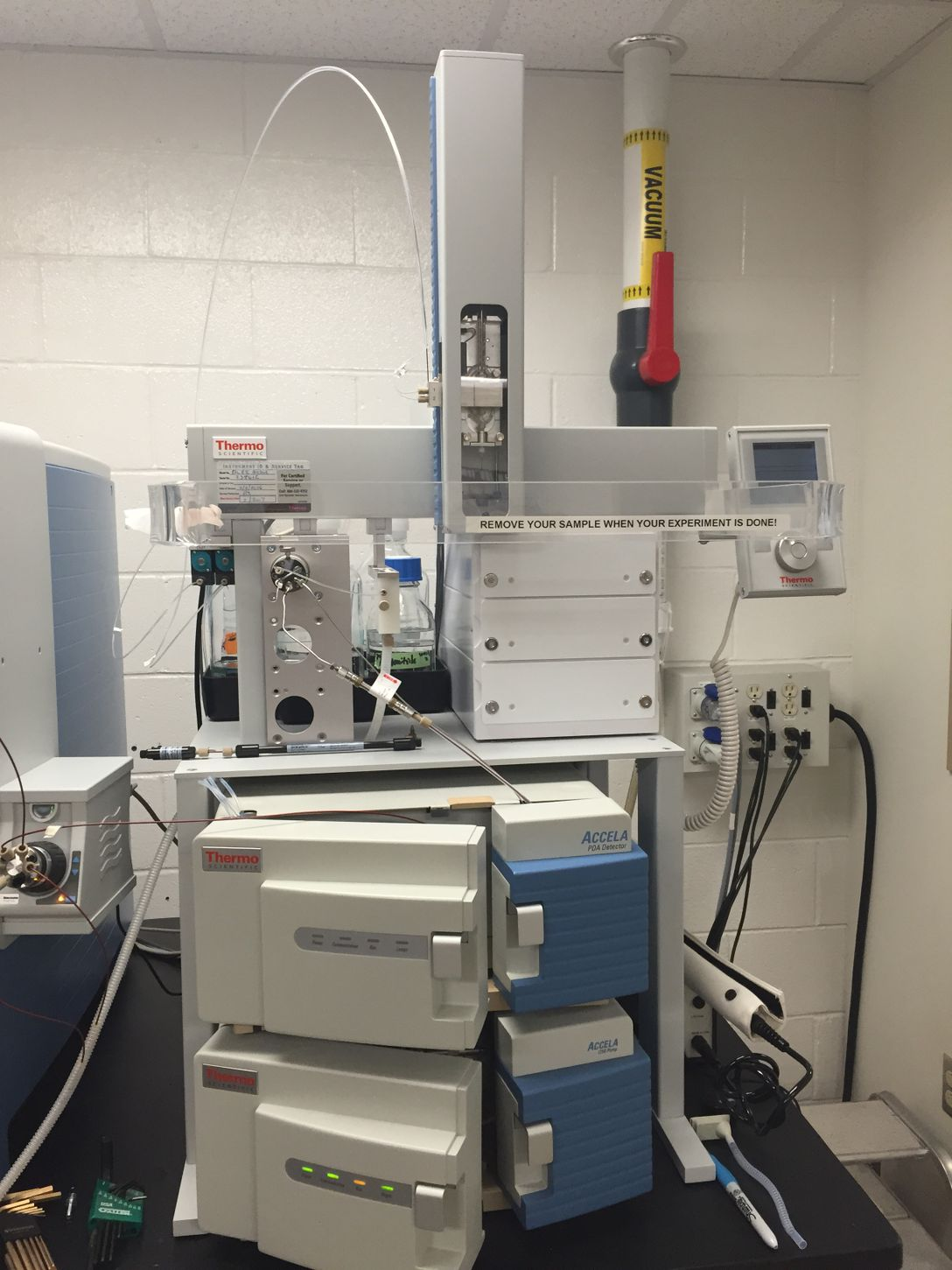 Thermofisher Scientific Accela Ultra High Performance Liquid Chromatography