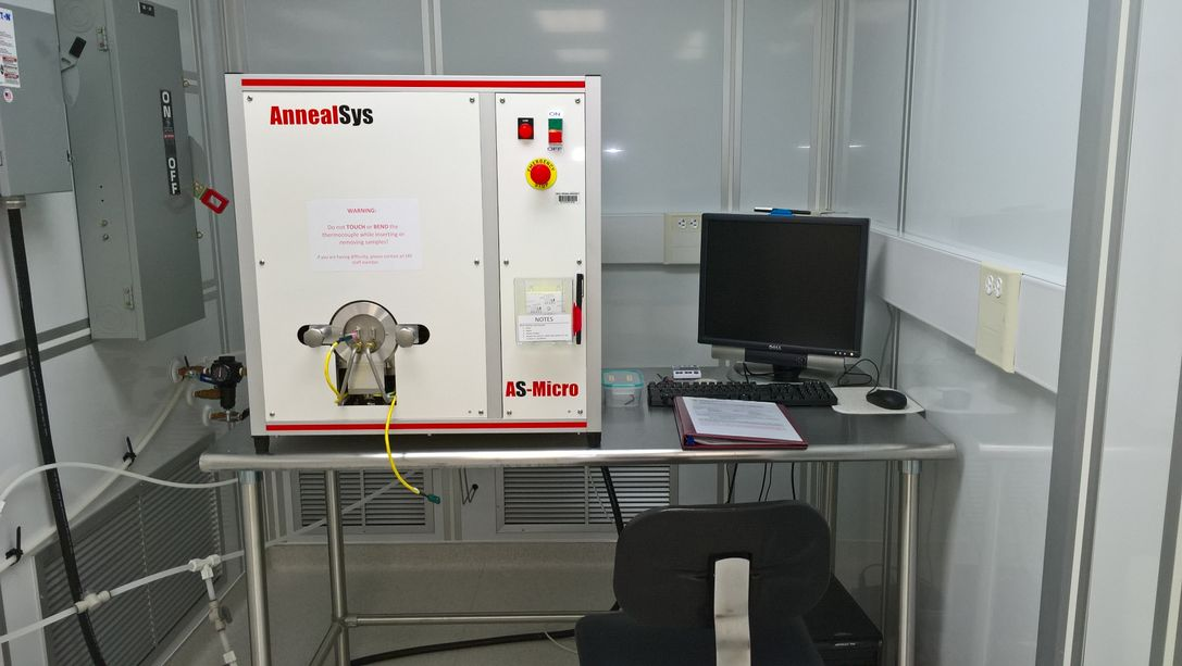 Annealysys Rapid Thermal Annealer img