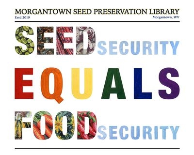 seed preservation library