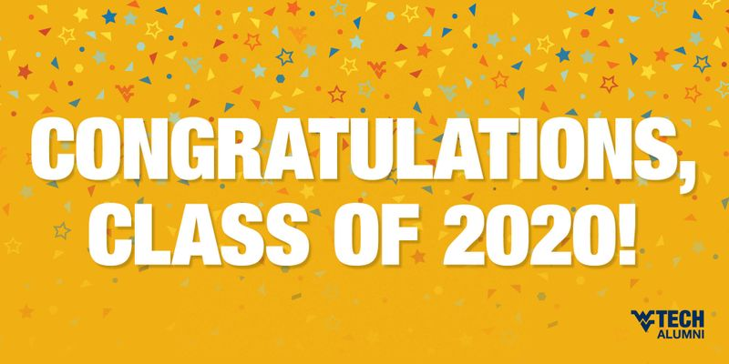 Congratulations, Class of 2020! (Twitter image)