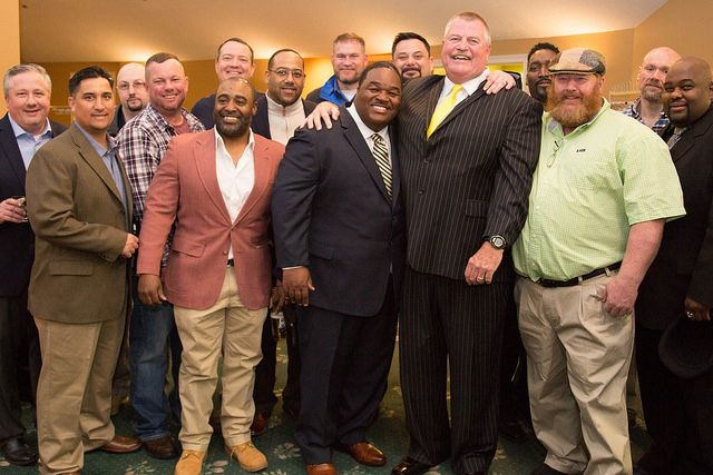 Golden Bears gather for Hall of Fame 2018 inductions.