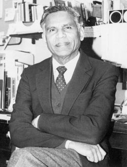 Dr. Swami in 1992