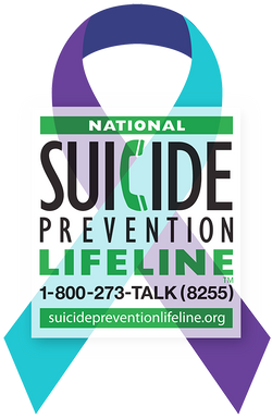 The Suicide Prevention Lifeline logo