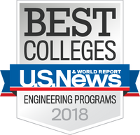 US News & World Report Best Colleges Engineering Programs 2017