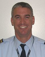 FlightSafety Academy instructor, James Champley.