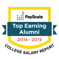 PayScale Top Earning Alumni 2014 - 2015