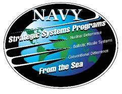 Logo for Navy Strategic Systems Programs