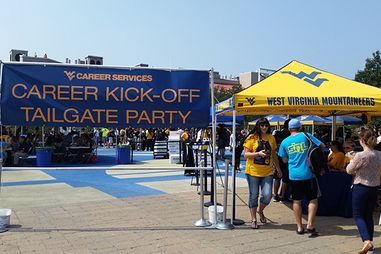 Thumbnail for Career Kick-Off Tailgate Party.