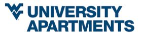 University Apartments Sponsor Logo