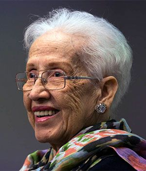 Katherine G. Johnson*