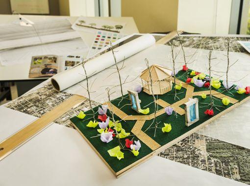 Landscape architecture studio