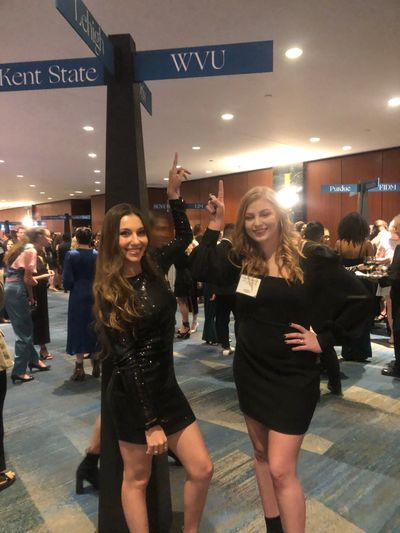 Three Davis College Students Earn Fashion Scholarship Davis College Of Agriculture Natural Resources And Design West Virginia University