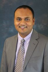 Ajay Shah, assistant professor at Ohio State University
