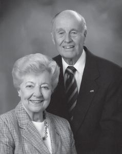 Harlan and Jeanne Carter