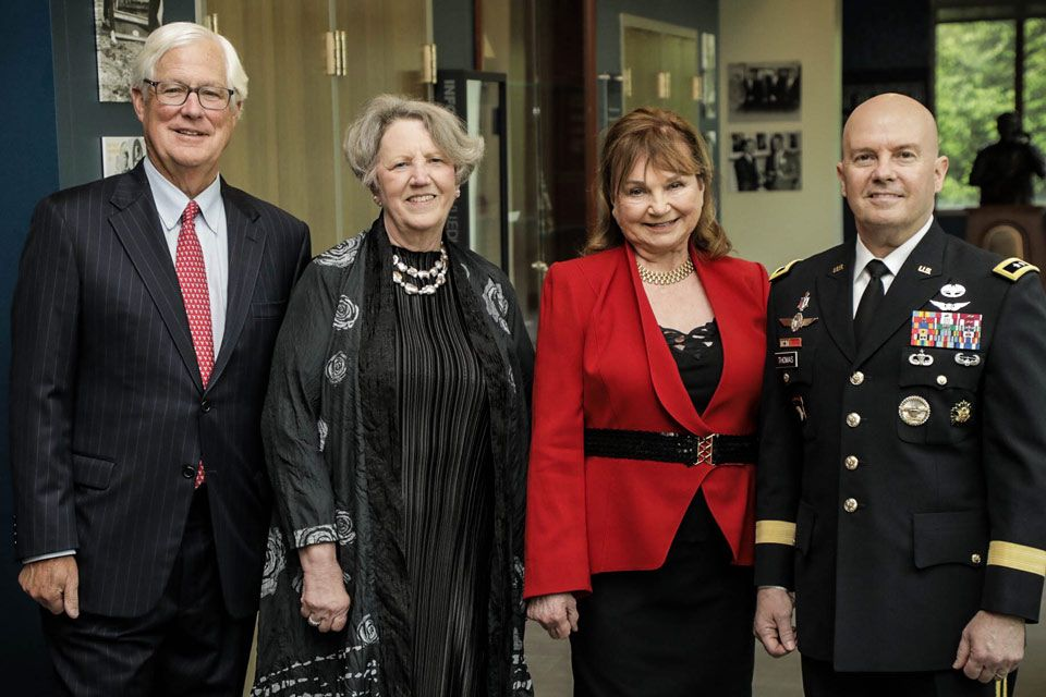 2019 Academy of Distinguished Alumni recipients
