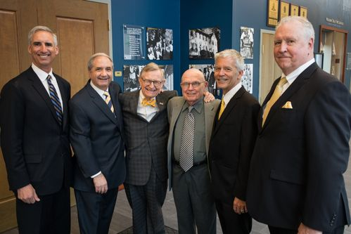 2018 inductees with Gee