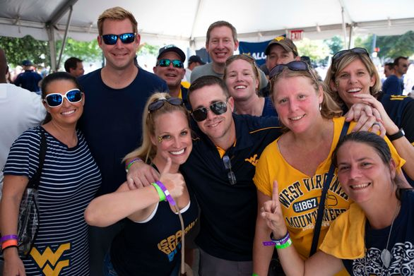 Image of Mountaineers at Tailgate