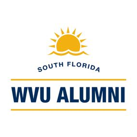 South Florida WVU Alumni Spirit Mark