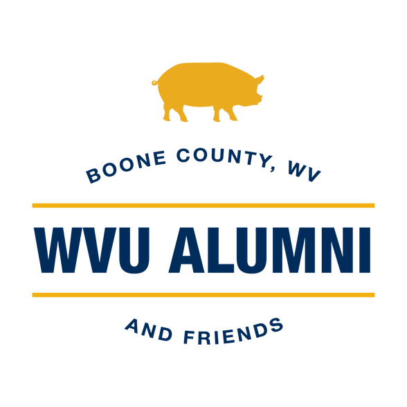 Boone County Chapter Logo featuring a pig
