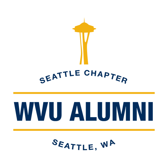 Seattle Chapter Logo featuring the Seattle Space Needle