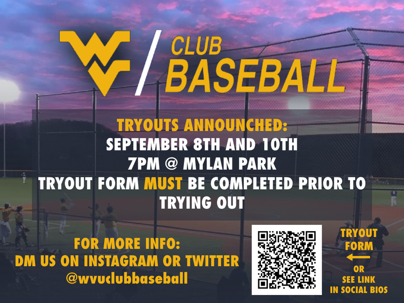 Tryout Announcement