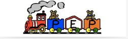 PEP Train Logo (will be back soon!)