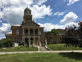 Tyler County Circuit Courthouse