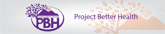 Project Better Health banner