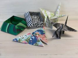 Origami craft projects