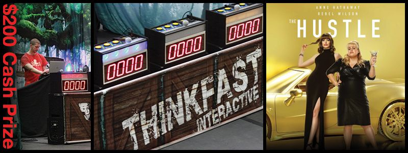 ThinkFast Game Show, The Hustle Movie