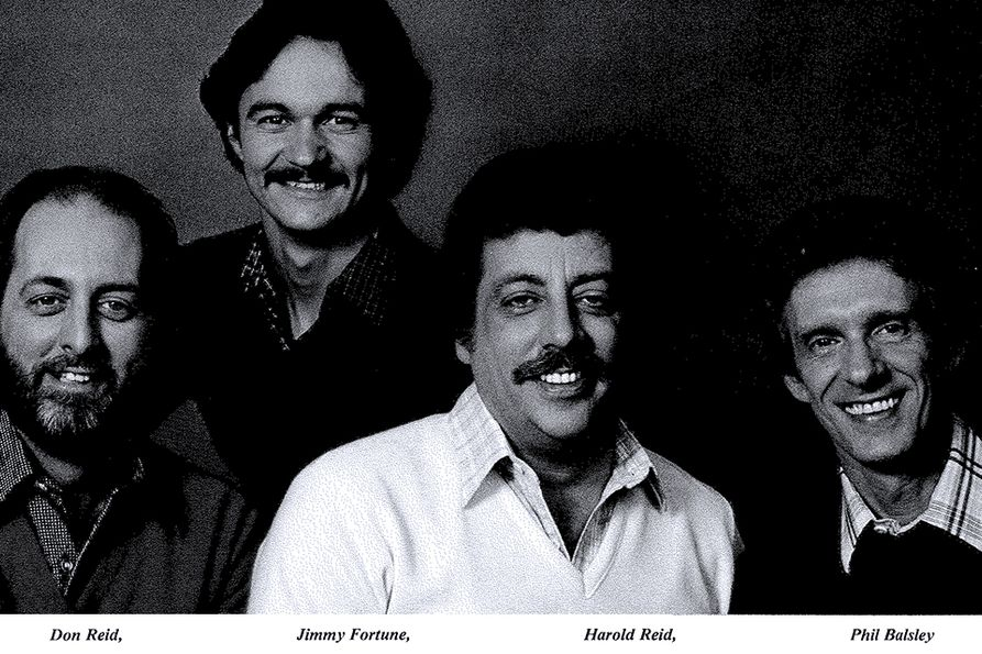The Statler Brothers in a publicity photo from 1987