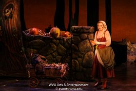 A scene from Rodgers and Hammerstein's Cinderella the Musical. Photo by Logan McMasters.