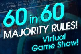 60 in 60 Majority Rules Game Show