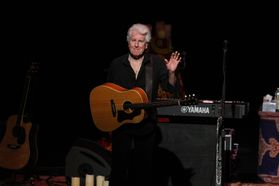Graham Nash concert at Creative Arts Center