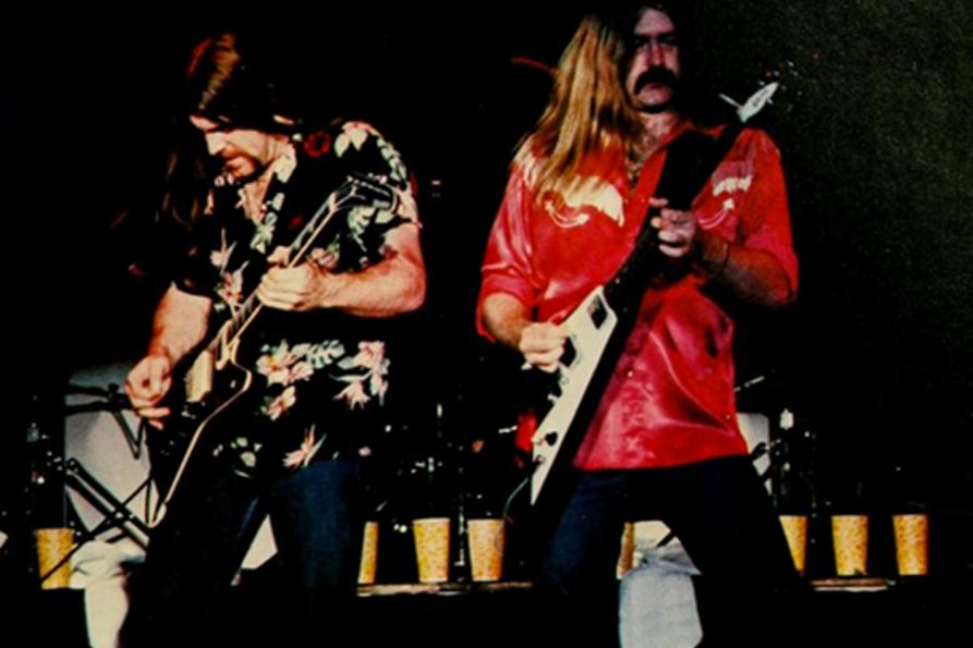 Members of Molly Hatchet
