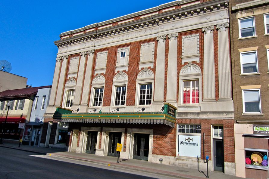 Morgantown Metropolitan Theater