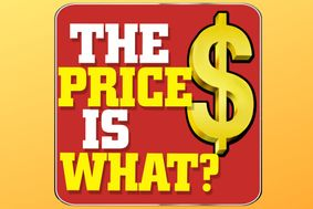 The Price is What game show logo