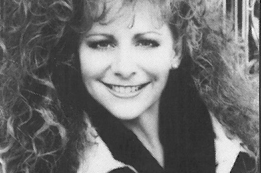 Publicity photo of Reba McEntire from 1992