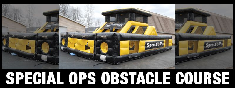 WVUpAllNight - Special Ops Obstacle Course