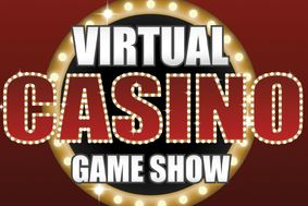Virtual casino game show
