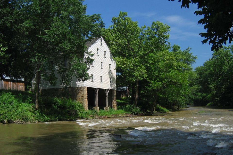 Mill on the West Fork River
