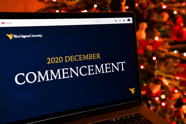 December 2020 Commencement over Zoom