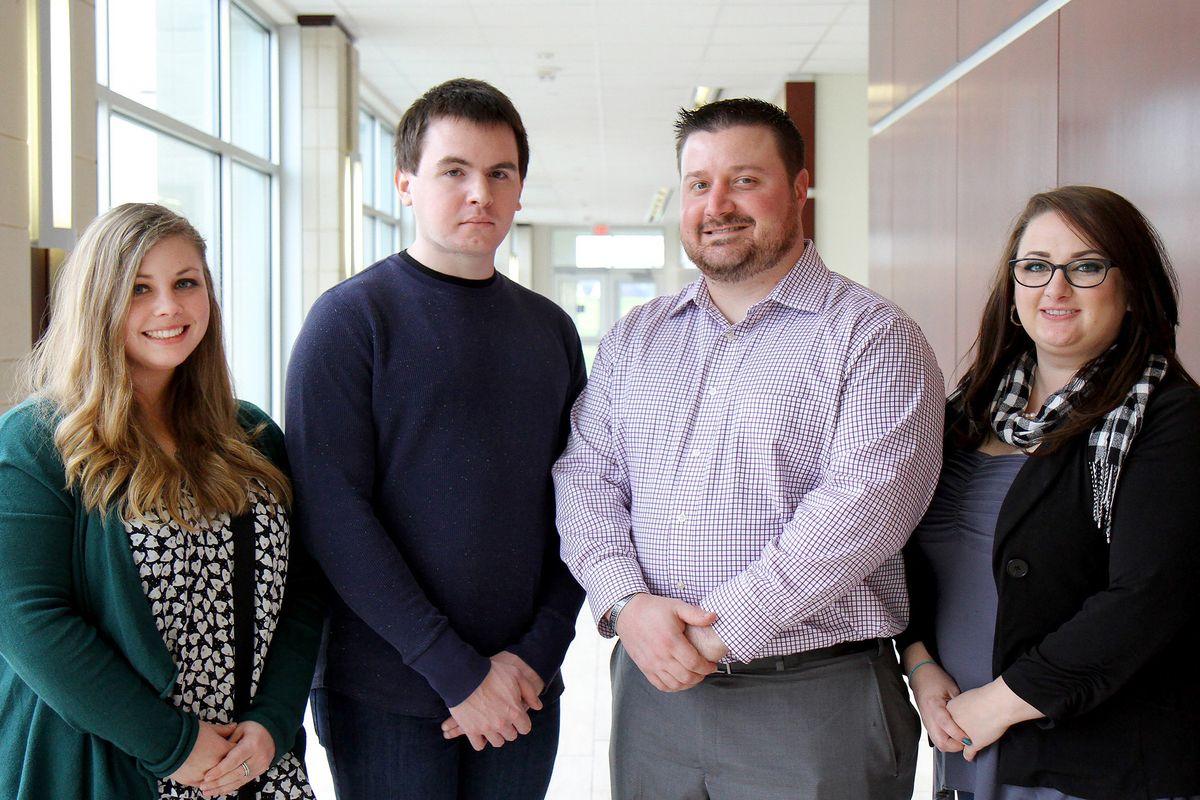 Kirsten Lilly, James Dorsey, C. J. Reid, Rachel Roush; College of Law; Clinics
