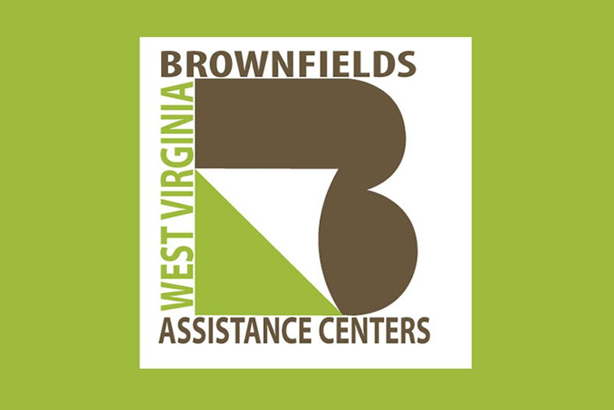 The West Virginia Brownfields Assistance Centers logo.