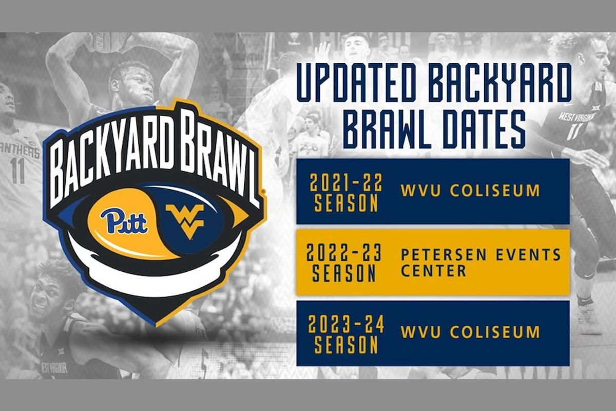 Backyard Brawl graphic