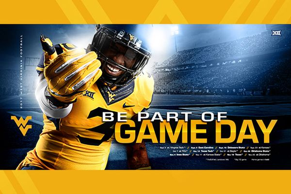 Gameday graphic - Be a part of game day