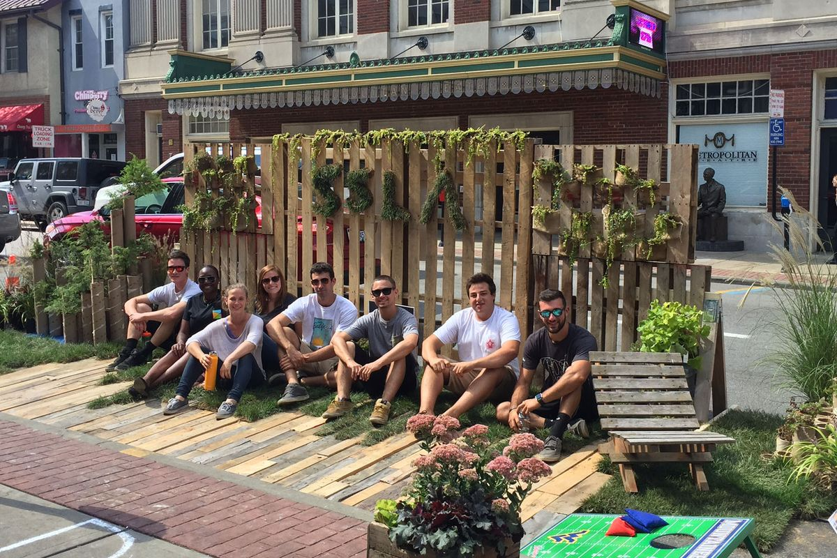 PARK(ing) Day.feature