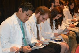 School of Medicine White Coat